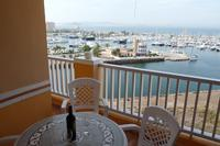 Penthouse_apartment in Spain, Tomas Maestre Marina: View from main balcony