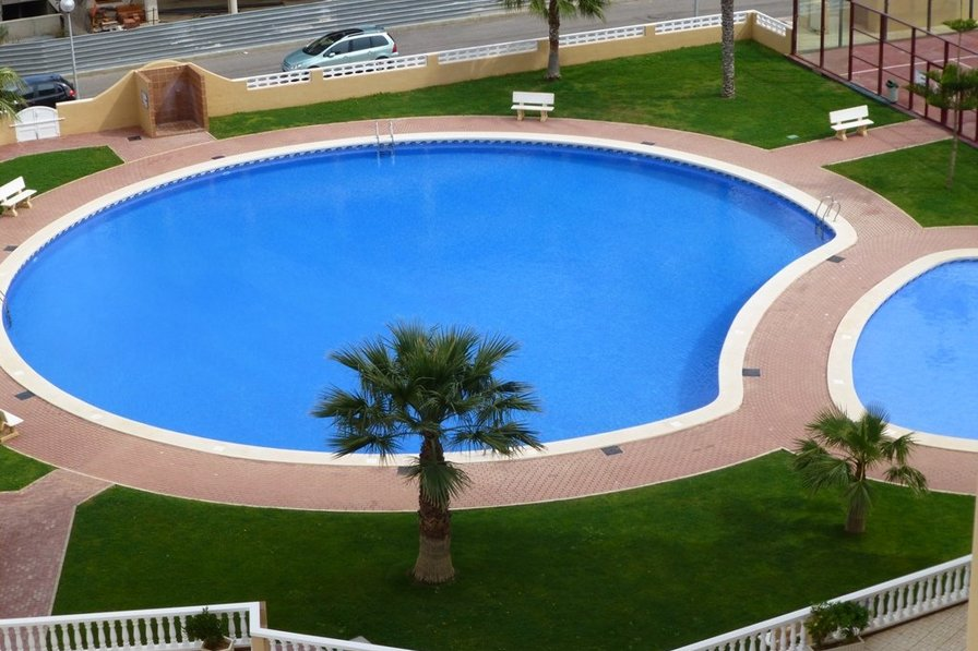 Apartment To Rent In San Javier Spain With Pool 91149