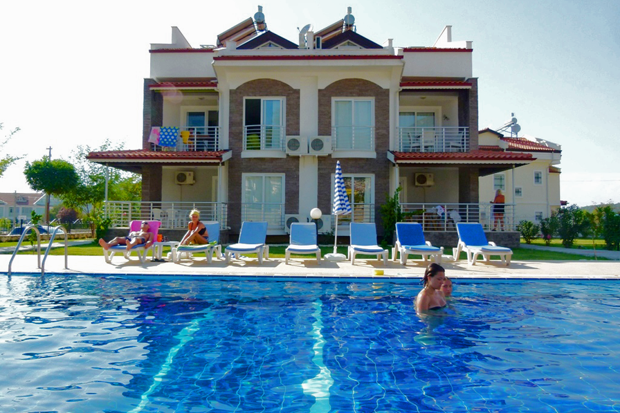 Apartment in Turkey, Oludeniz