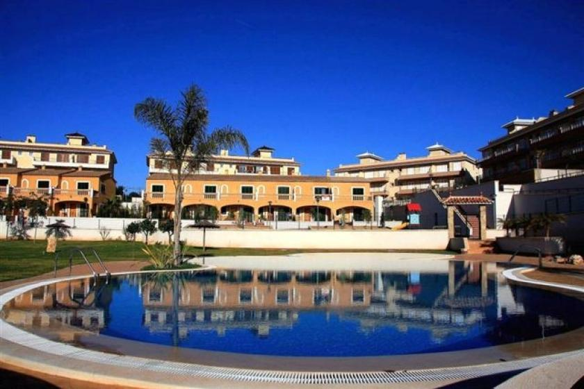 2 Bedroom Apartment Cala Antena