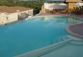 Baia Sardinia - Residence Cannigione - apt 2 pax