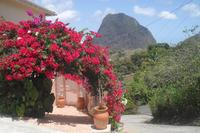 Villa in Saint Lucia, Saint Lucia Island: Entrance to Piton Vista Villa Apartment
