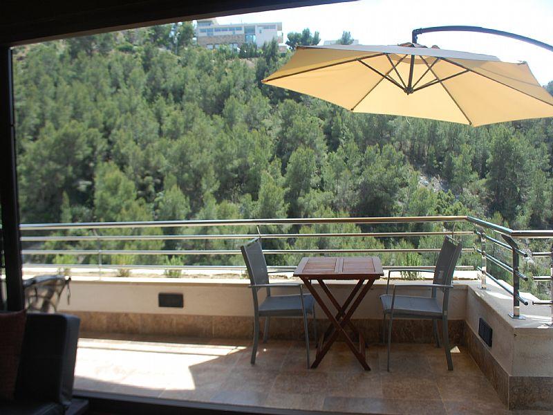 Villa in Spain, Sitges: balcony