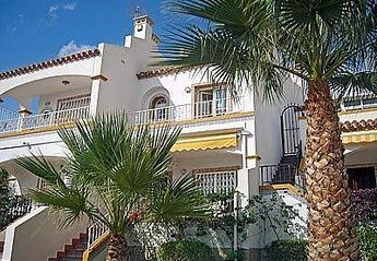 Villa in Spain, Los Dolses: The House