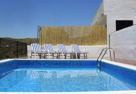 Casa Ladera is a 3 double bedroomed finca with pool.