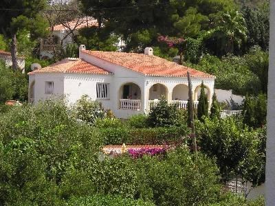Owners abroad Villa Denia