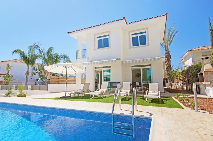 Owners abroad Corali Villa