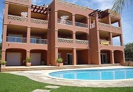 Vista Baia, Meia Praia Lagos, 2 bedroom apartment (1A)