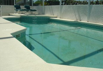 Villa in USA, Westridge: Spencers Villas Pool, Spa and Patio