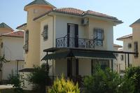 Villa in Turkey, Silver Sand Beach: Villa and open garden