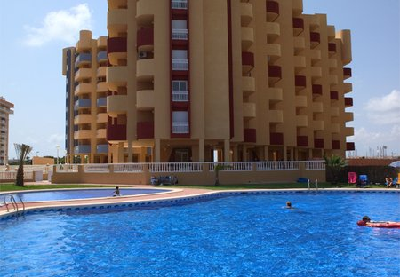 Apartment in La Manga del Mar Menor, Spain