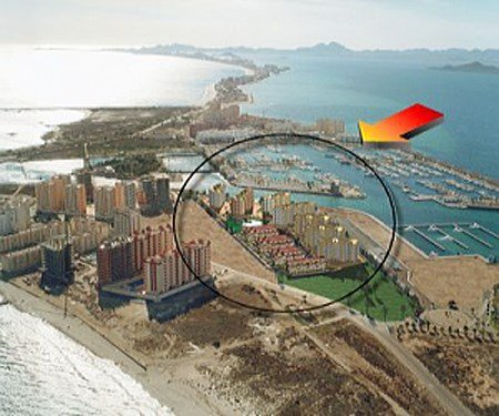 Owners abroad La Manga Sea & Marina View Apartment, UK TV, Free WiFi Internet
