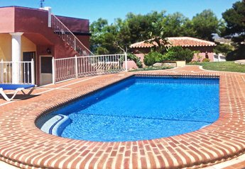 Villa in Spain, Algarrobo: Outdoor private Pool