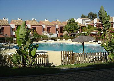 House in Spain, Islantilla: Pool area
