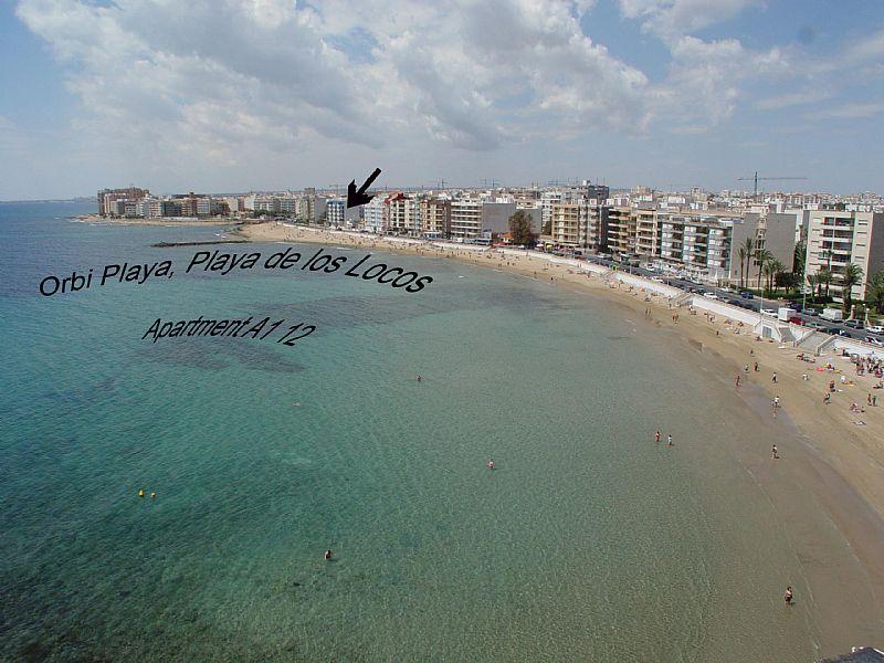 Apartment in Spain, Playa De Los Locos: A1 12 Orbi Playa, Playa de Los Locos