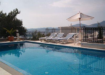 Villa in Turkey, Bodrum: The pool!