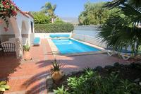 Villa in Spain, Amarilla Golf: Lovely sunny and spacious pool area