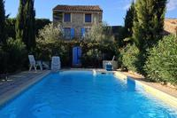 Village_house in France, Minerve: The Pool