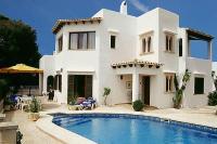 Villa in Spain, Cala d'or centre: Picture 1 of Villa El Delfin