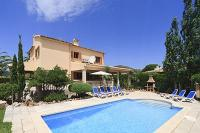 Villa in Spain, Puerto Pollensa: Picture 1 of Villa C'an Bernardo