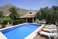 Villa in Spain, Puerto Pollensa: Picture 1 of Villa El Solaz