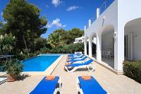 Villa in Spain, Cala d'or centre: Picture 1 of Villa Caram