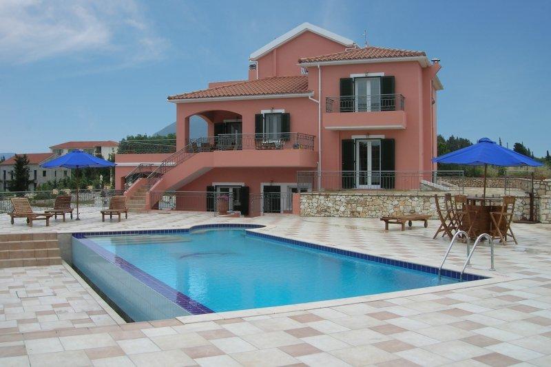 Villa in Greece, Fiscardo