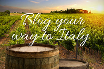 Blog your way to Italy competition