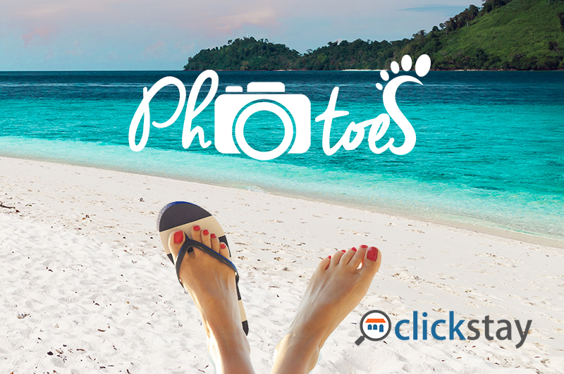 Snap your summer with Clickstay