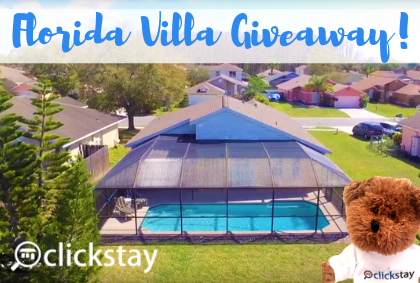 Win a week in a fabulous Florida villa