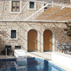 View all villas and apartments in Crete