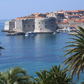 View all villas and apartments in Croatia