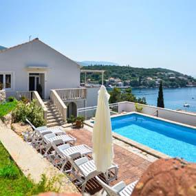 View all villas and apartments in Dalmatia