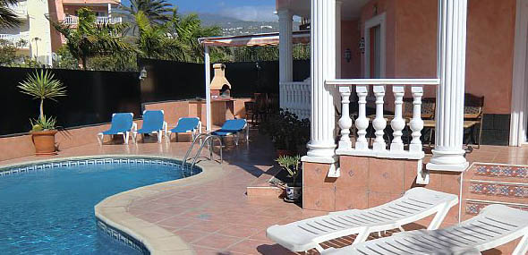 View all villas and apartments in Tenerife