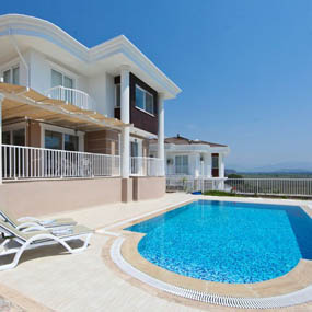 View all villas and apartments in Turkish Aegean