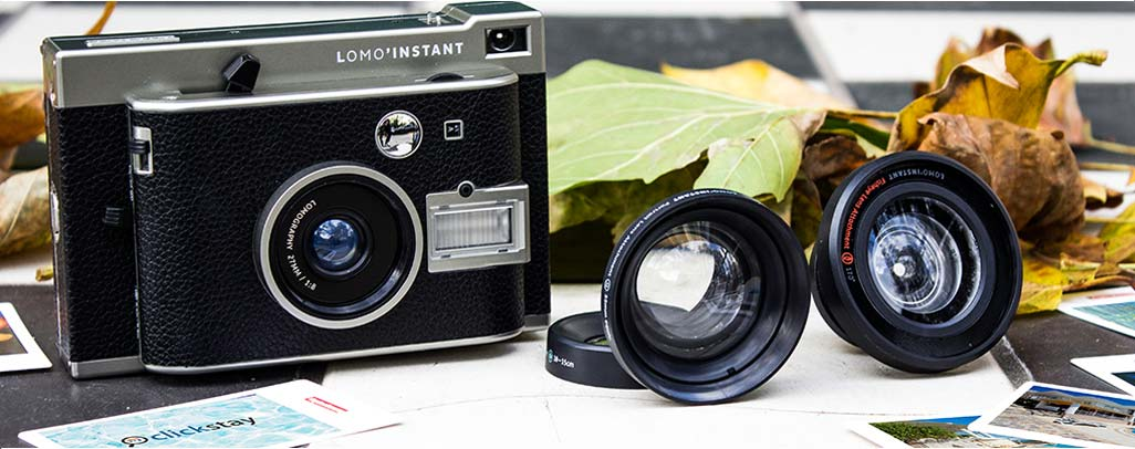 Win a Lomography Lomo'instant Camera