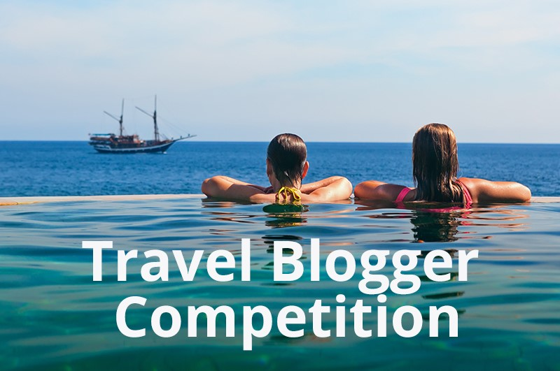 Blogger competition: Travel Goals 2019