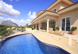 Villas in Alicante